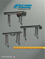 Diebel Link Series Aluminum Frame Conveyors Catalog